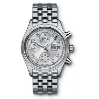 IWC watches Spitfire Chronograph (Silver / SS)