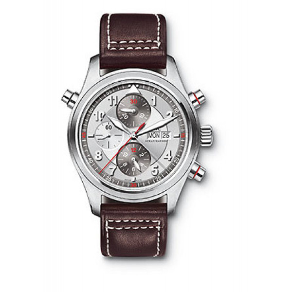 IWC watches Spitfire Double Chronograph 2007 (Steel)