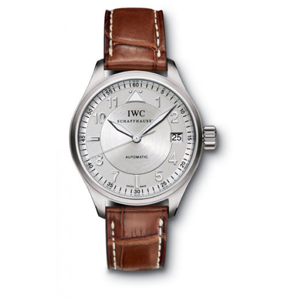 IWC watches Spitfire Midsize (Brown Leather)