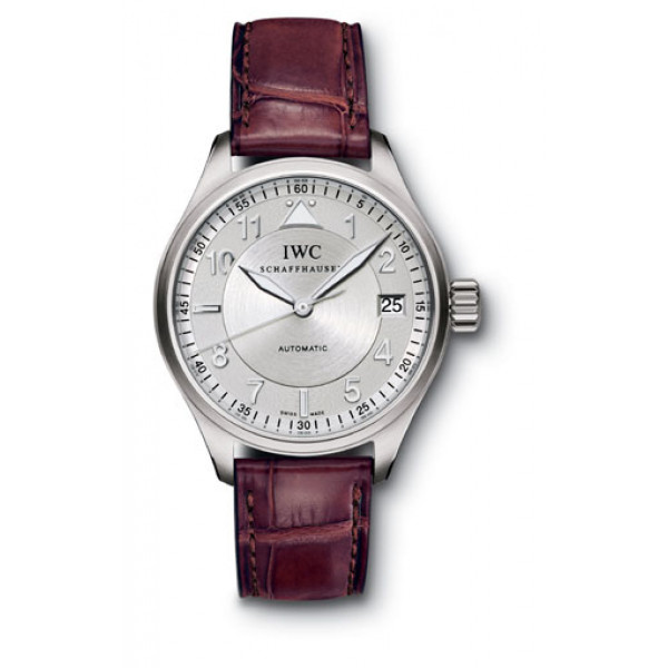 IWC watches Spitfire Midsize (Claret Leather)