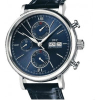 IWC watches Laureus Sport for Good Foundation Limited Edition 2500
