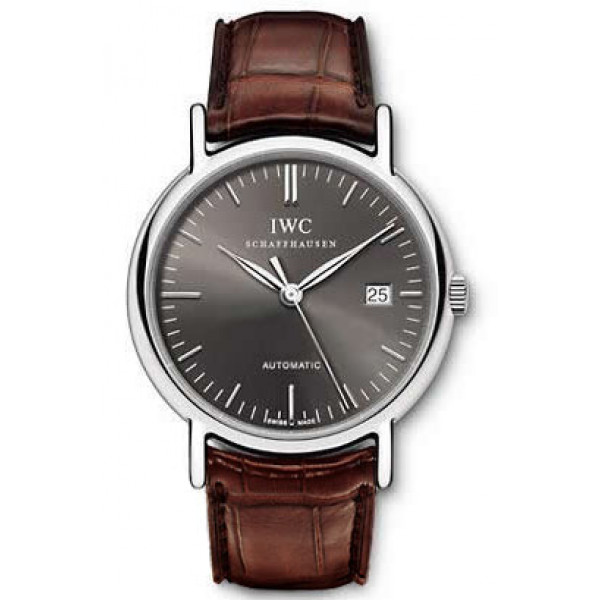 IWC watches Portofino Automatic in White Gold