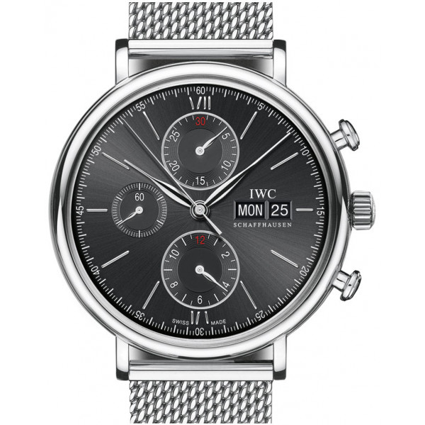 IWC watches Portofino Chronograph