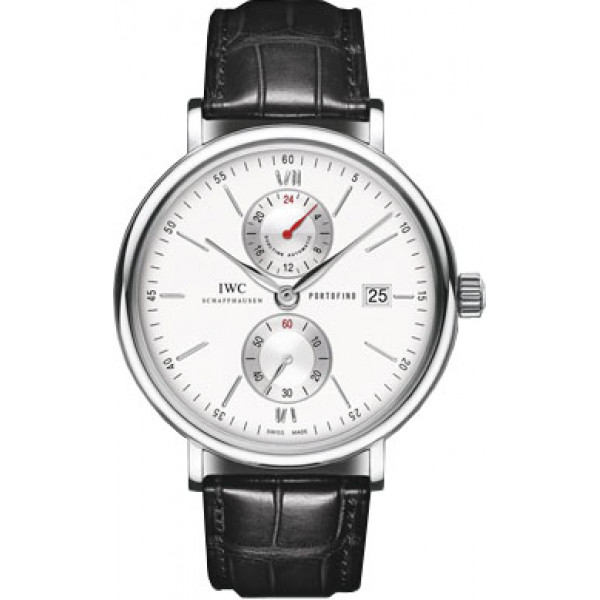 IWC watches Portofino Dual Time