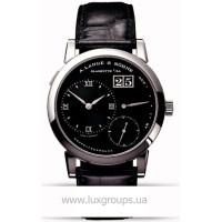 A.Lange and Söhne watches Lange 1 (Platinum / Black)