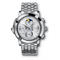 IWC watches Grande Complication (Platinum / Silver / Platinum)
