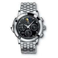 IWC watches Grande Complication (Platinum / Black / Platinum)