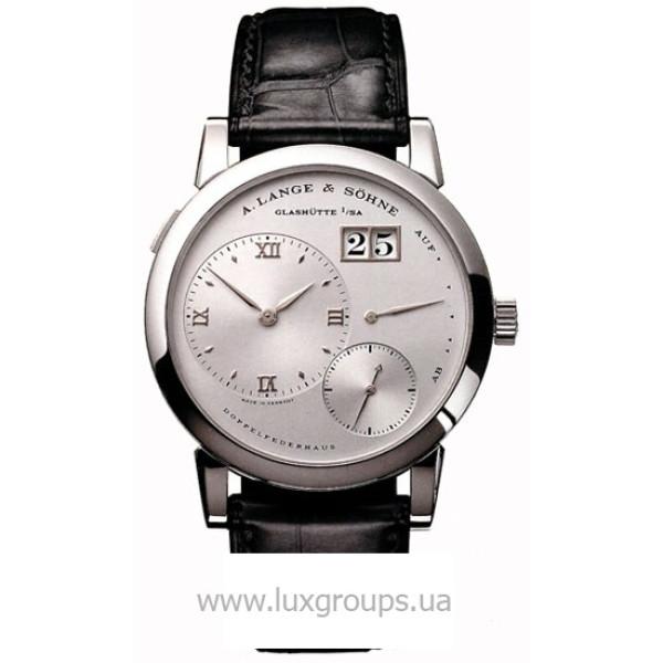 A.Lange and Söhne watches Lange 1 (Platinum / Rhodie)