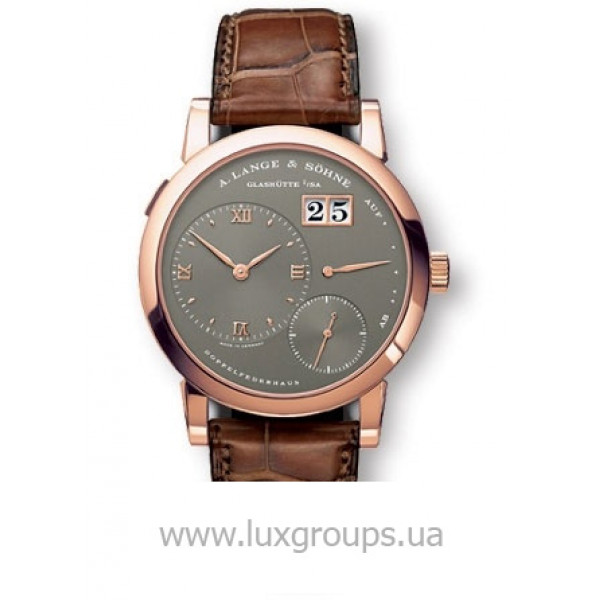 A.Lange and Söhne watches Lange 1 (PG / Grey)