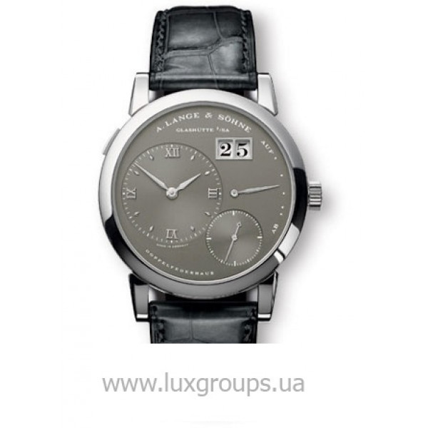 A.Lange and Söhne watches Lange 1 (WG / Grey)