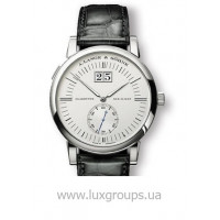 A.Lange and Söhne watches Grand Langematik (Platinum / Silver)
