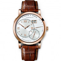 A.Lange and Söhne watches Grande Lange 1 (RG / Silver / Leather)
