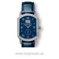 A.Lange and Söhne watches Grand Arkade (18kt WG / Blue / Baguettes)