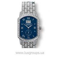 A.Lange and Söhne watches Grand Arkade (18kt WG / Blue / Full Diamonds)