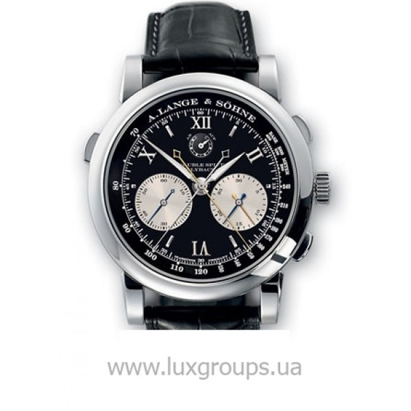 A.Lange and Söhne watches Double Split (Platinum)