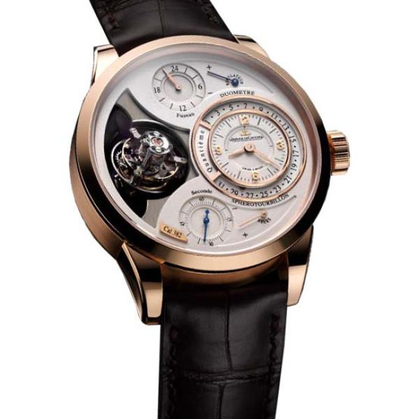 Jaeger LeCoultre watches Duometre a Spherotourbillon