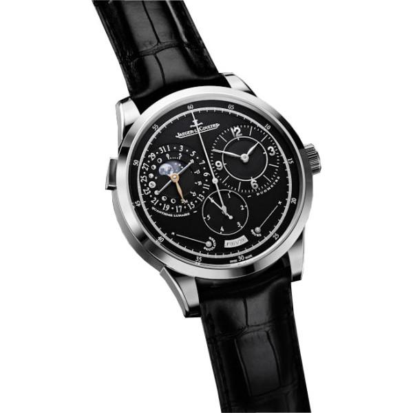 Jaeger LeCoultre watches Duomètre à Quantième Lunaire Limited Edition 200