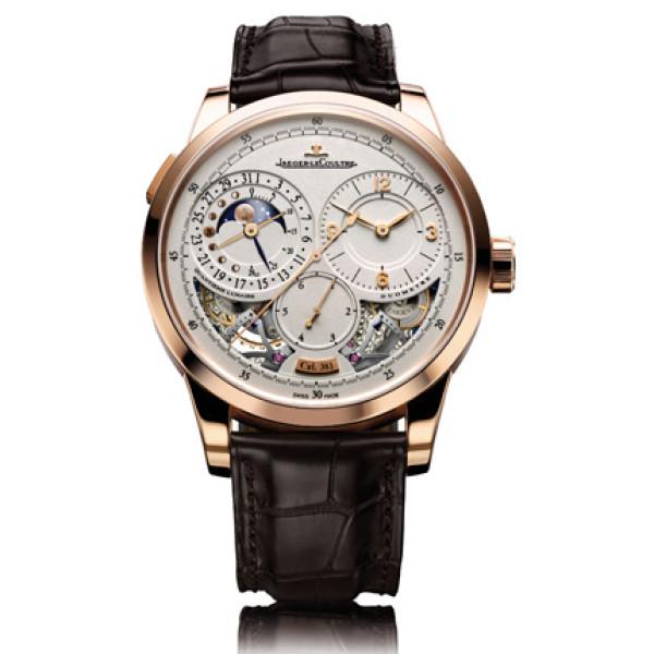 Jaeger LeCoultre watches Duomètre à Quantième Lunaire Limited Edition 300
