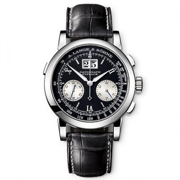 A.Lange and Söhne watches DATOGRAPH (Platinum / Black)