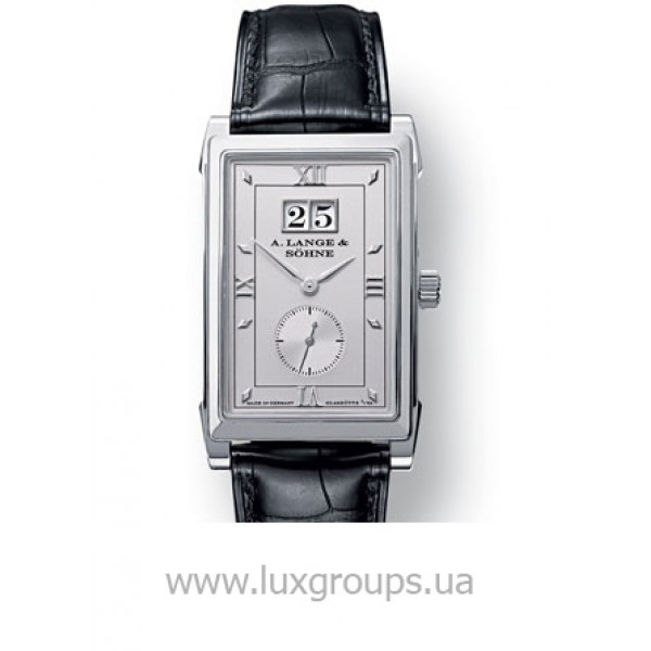 A.Lange and Söhne watches Cabaret (Platinum / Silver / Leather)