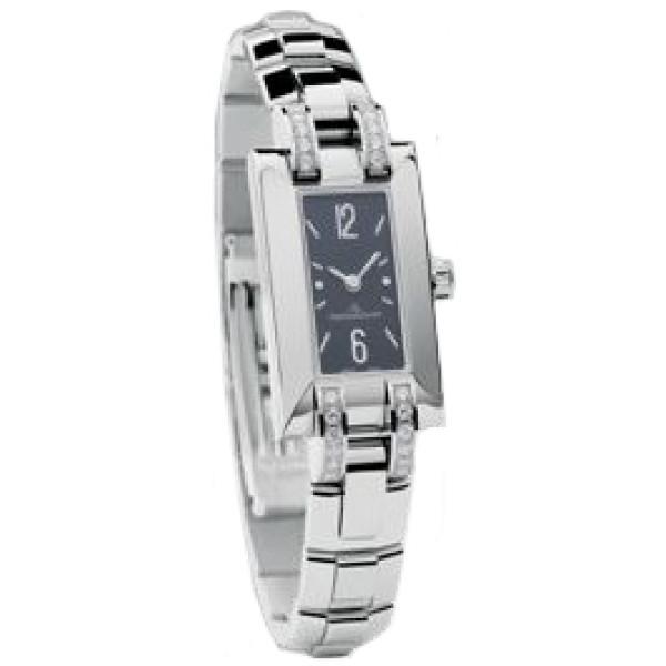 Jaeger LeCoultre watches Jaeger LeCoultre Ideale (Steel / Grey / Diamonds / Steel)