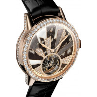 Jaeger LeCoultre watches Haute Joaillerie Master Lady Tourbillon