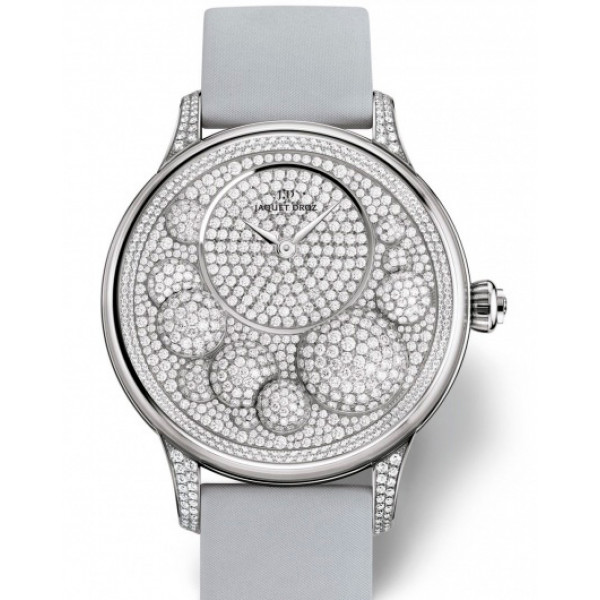 Jaquet Droz watches LHeure Celeste Diamonds Dial Limited