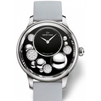 Jaquet Droz watches L'Heure Cleste Black Diamonds