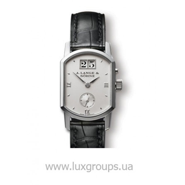 A.Lange and Söhne watches Arkade (Platinum / Silver / Leather)