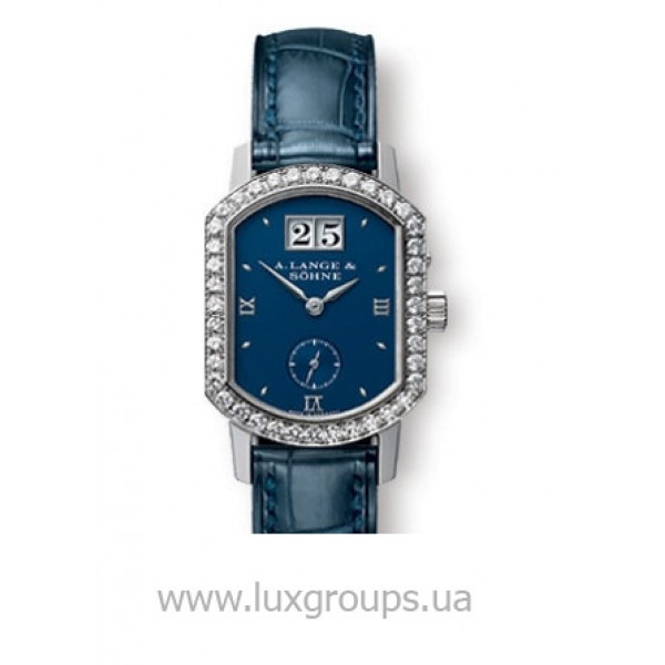 A.Lange and Söhne watches Arkade (18kt WG / Blue / Diamonds)