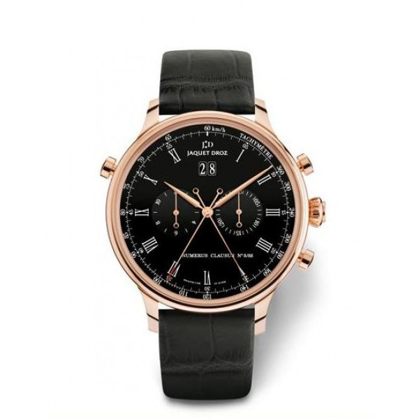 Jaquet Droz watches Chrono Grande Date Rattrapante