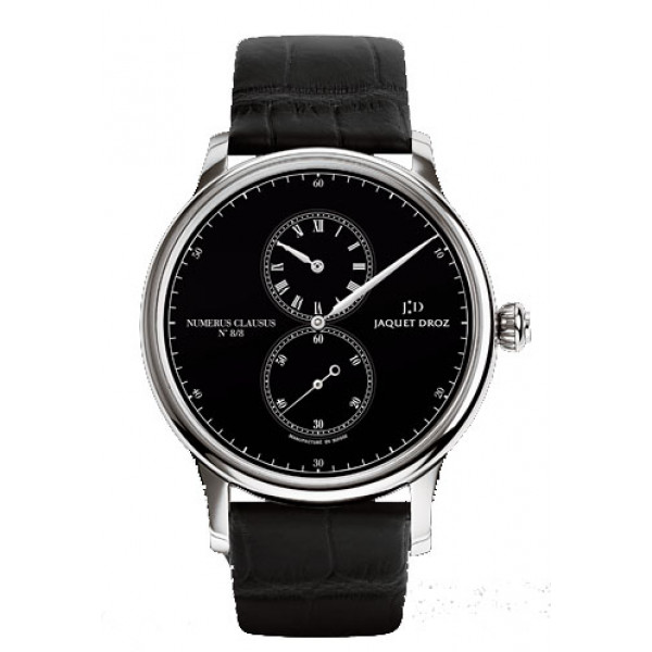 Jaquet Droz watches Black Enamel Limited Edition 8