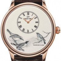 Jaquet Droz watches Bird Limited Edition 8