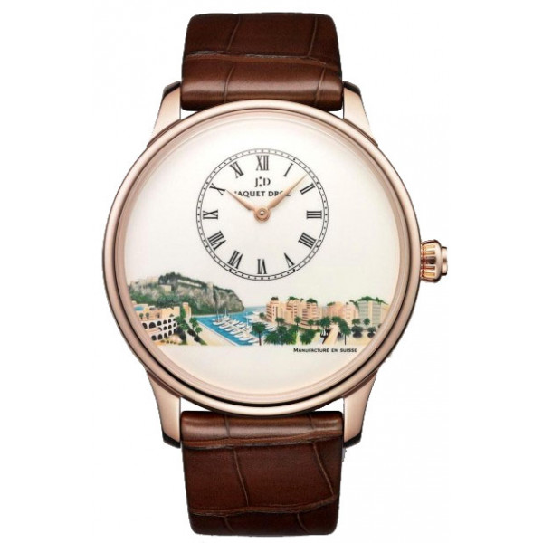 Jaquet Droz watches Petite Heure Minute for Only Watch 2011