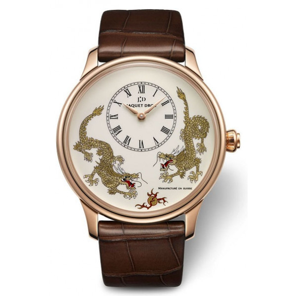 Jaquet Droz watches Dragon Majestic Beijing Limited Edition 88