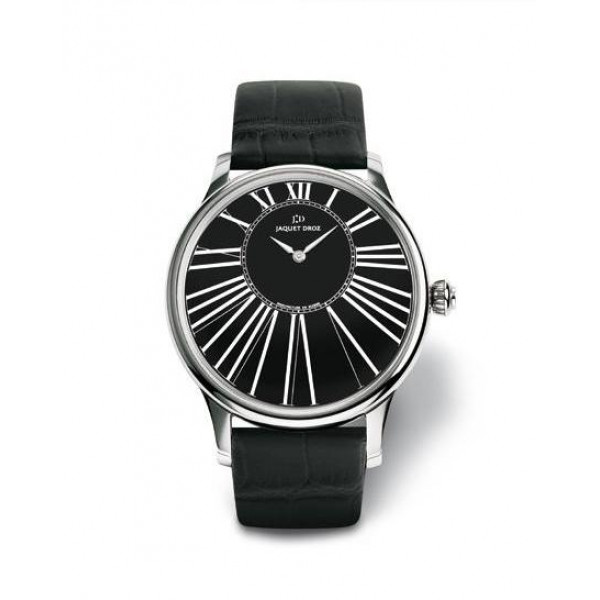 Jaquet Droz watches Petite Heure Minute m?dium Steel
