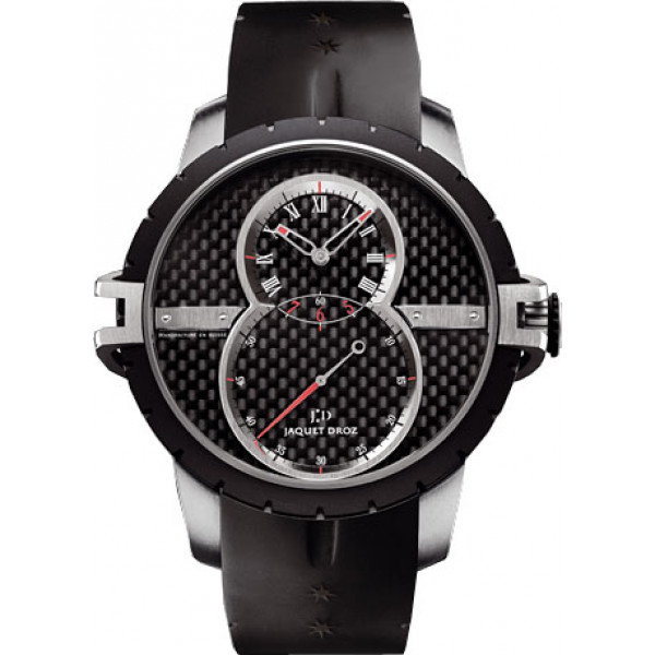 Jaquet Droz watches Grande Second SW Carbon Dial
