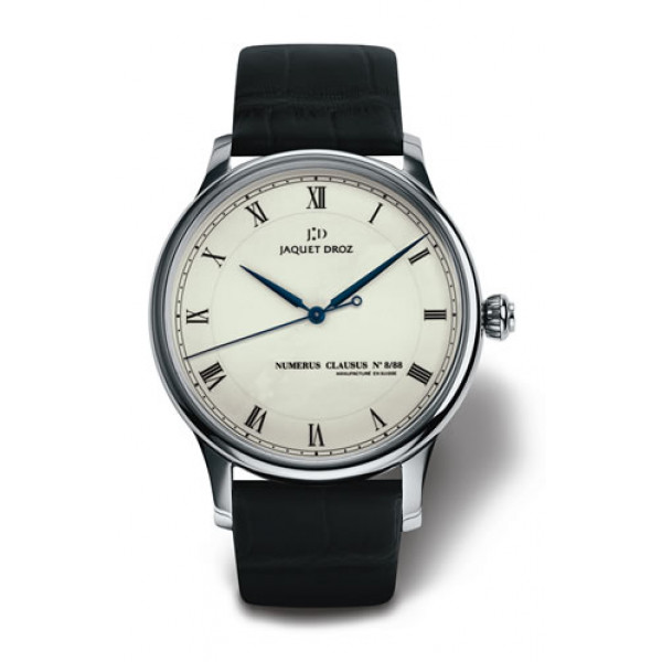 Jaquet Droz watches L`Origine Steel