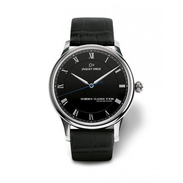Jaquet Droz watches L`Origine Email Noir
