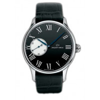Jaquet Droz watches Grande Heure Minute Email Black