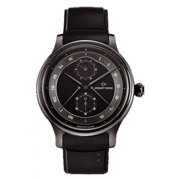 Jaquet Droz watches Perpetual Calendar Ceramic Limited Edition 88