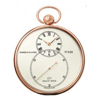 Jaquet Droz watches The Pocket Watch Ivory Enamel Limited Edition 88