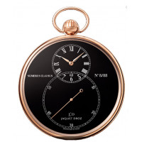 Jaquet Droz watches The Pocket Watch Black Enamel Limited Edition 88