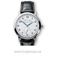 A.Lange and Söhne watches 1815 (Platinum / Silver / Leather)