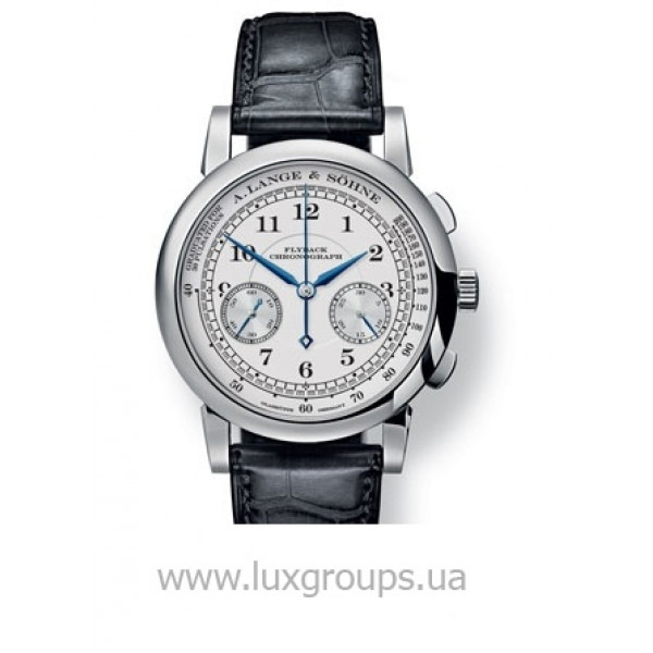 A.Lange and Söhne watches 1815 Chronograph (White Gold / White)