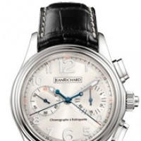 JeanRichard watches BRESSEL 1665 SPLIT-SECOND CHRONOGRAPH
