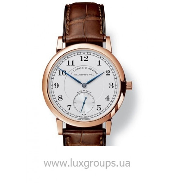 A.Lange and Söhne watches 1815 Automatik (18kt PG / Silver)
