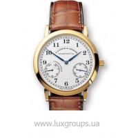 A.Lange and Söhne watches 1815 Up and Down (18kt YG / White)