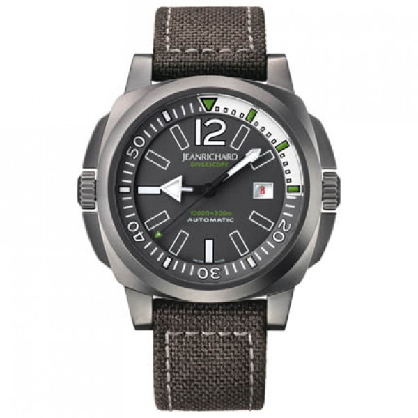 JeanRichard watches DIVERSCOPE JR1000