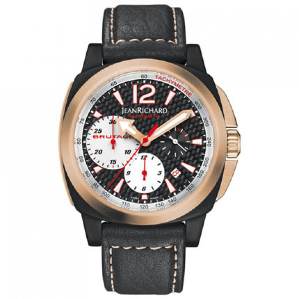 JeanRichard watches Chronoscope MV Agusta Brutale Limited